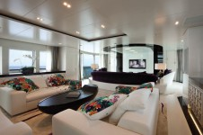 Motor Yacht Quinta Essentia -  Main Salon